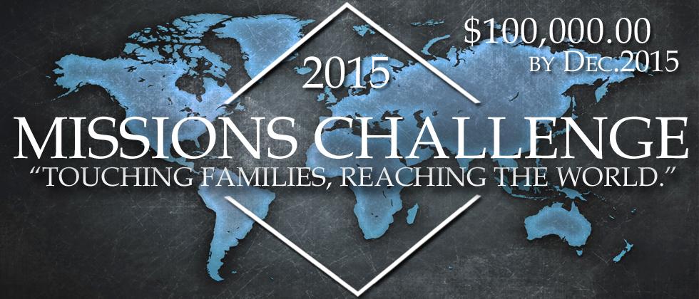 Missions Challenge