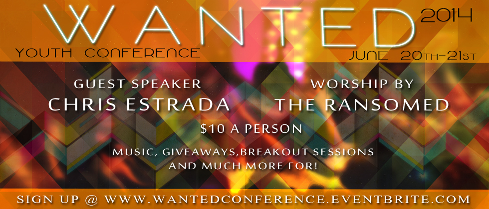 2014 Wanted Youth Conference