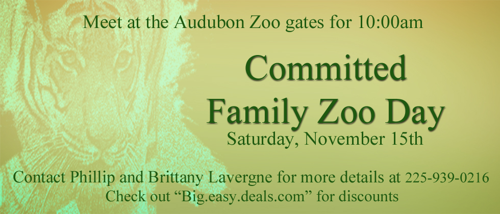 Committed Zoo Day