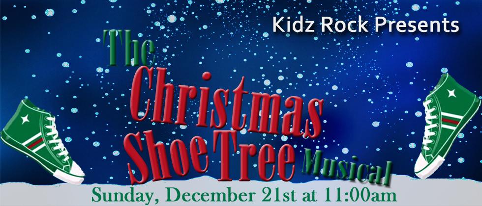 The Christmas Shoe Tree