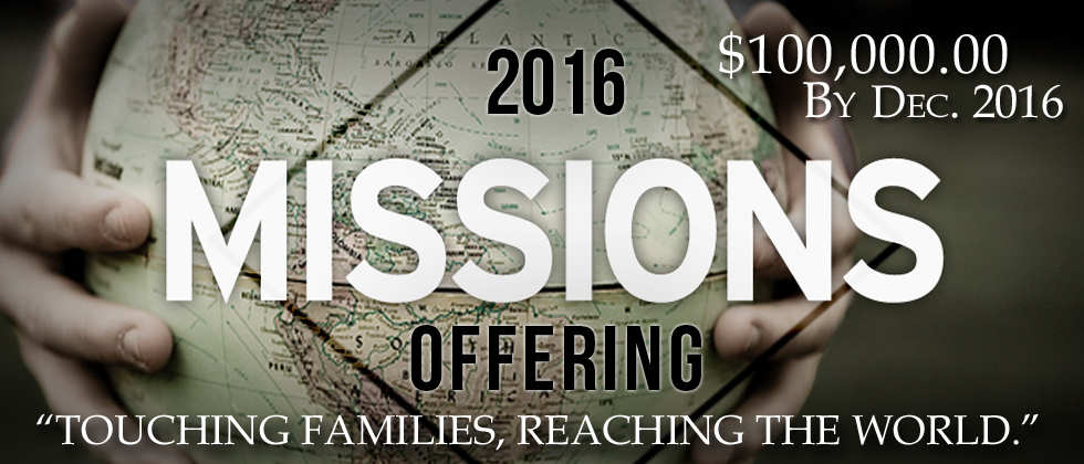 Missions Giving