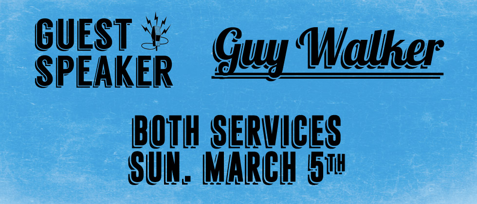 Guy Walker