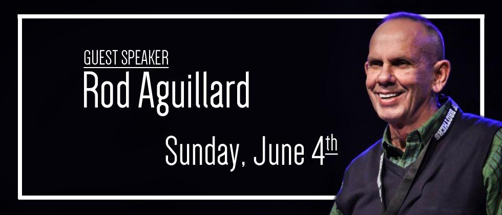 Rod Aguillard '17
